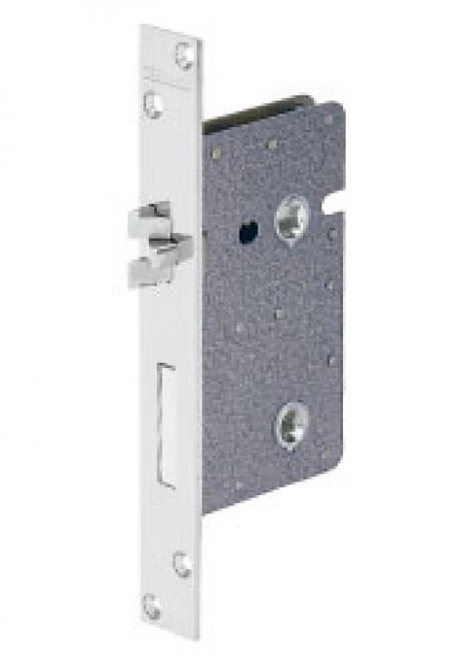 Mecanismo para puerta abatible con cierre - Mecanismo puerta corredera ...