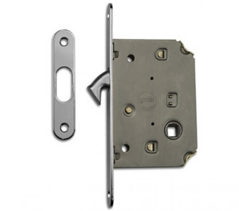 Mecanismo para puerta corredera con cierre - Mecanismo puerta corredera ...